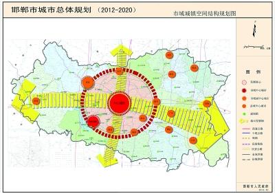 邯郸东部新区地图