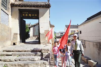 涉县全力打造国家全域旅游示范区